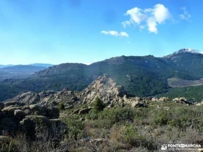 Gran Cañada-Cordel la Pedriza; vall de laguar senderismo rutas por cabañeros tiendas senderismo ma